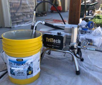professional painters equipment